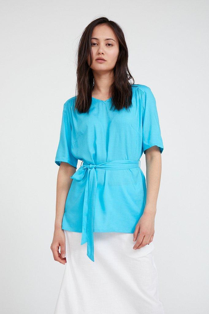 Блузка женская, Модель S20-11013, Фото №1