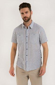 Верхняя сорочка мужская, Модель S20-24012, Фото №1