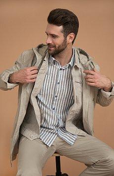 Верхняя сорочка мужская, Модель S20-24012, Фото №2