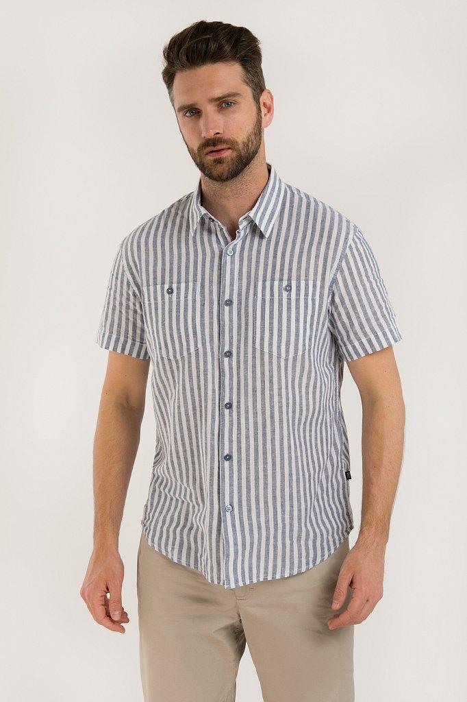 Рубашка мужская, Модель S20-24012, Фото №1