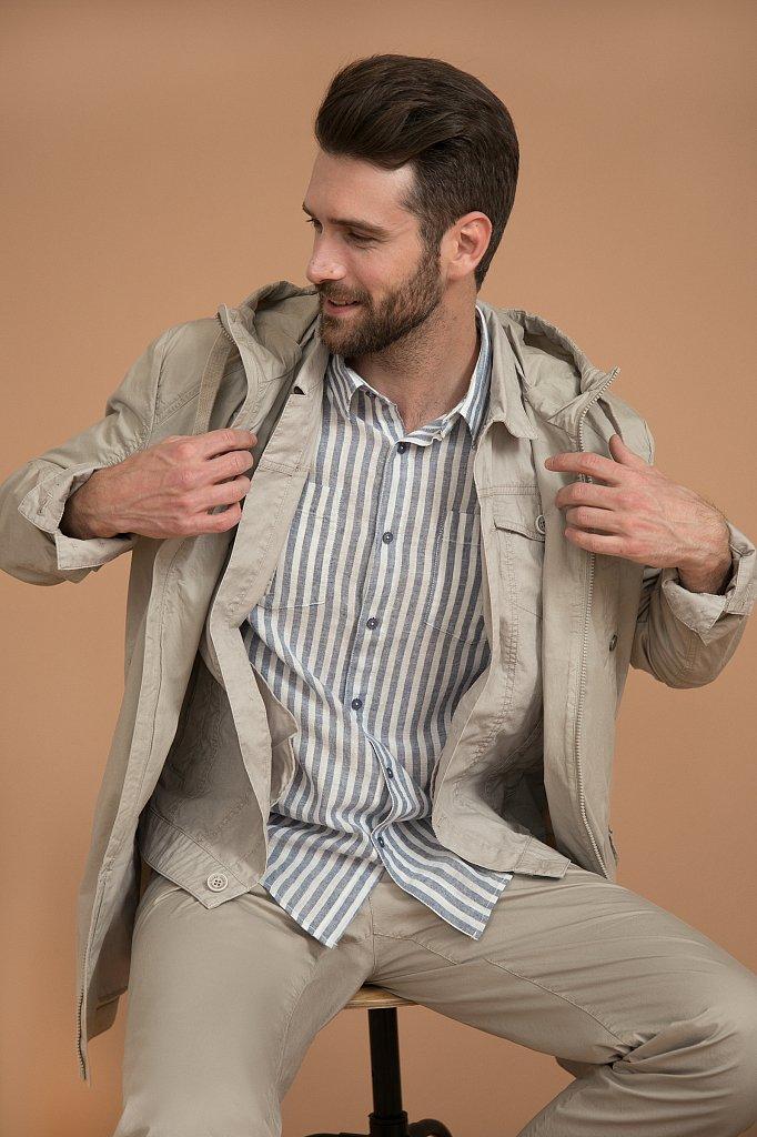 Рубашка мужская, Модель S20-24012, Фото №2