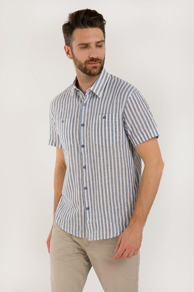 Рубашка мужская, Модель S20-24012, Фото №3