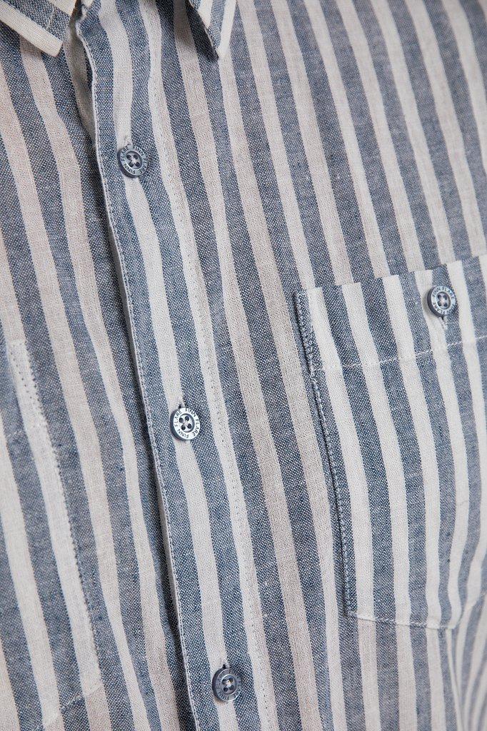 Рубашка мужская, Модель S20-24012, Фото №5