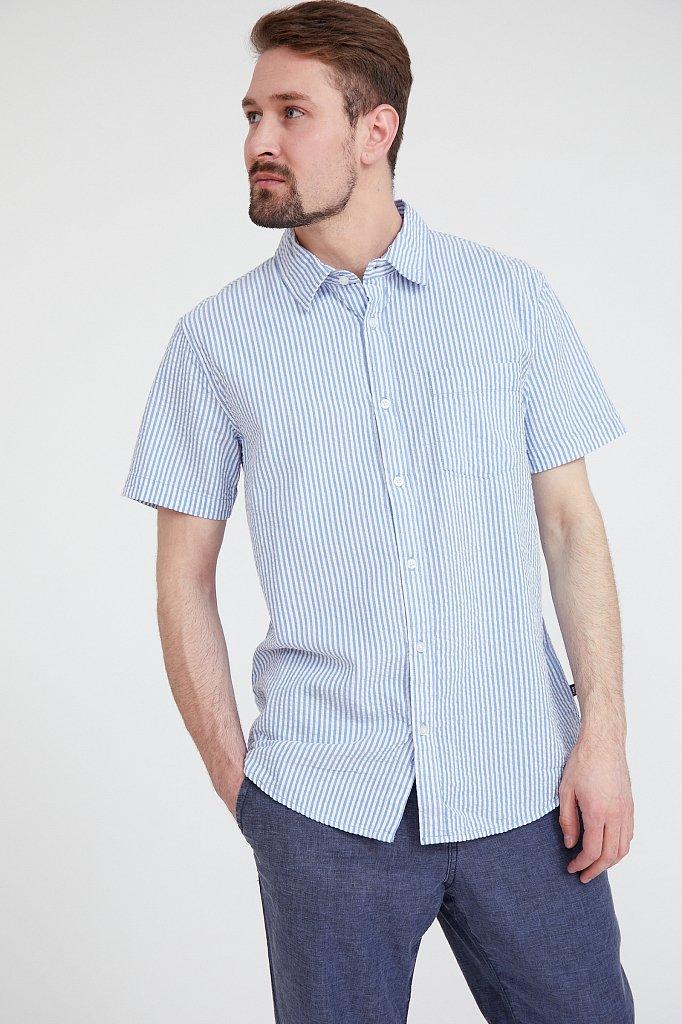 Рубашка мужская, Модель S20-42010, Фото №1