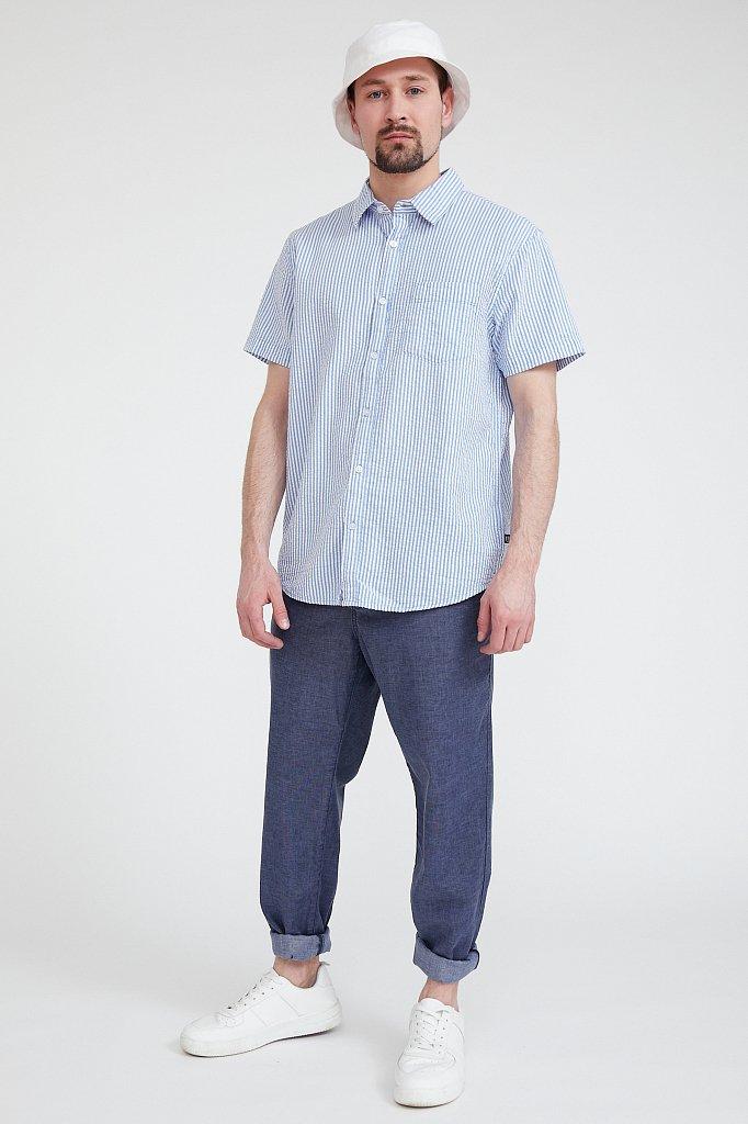 Рубашка мужская, Модель S20-42010, Фото №2