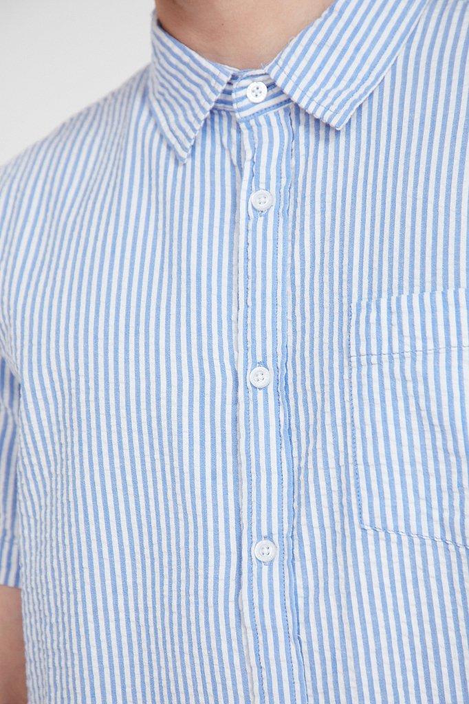 Рубашка мужская, Модель S20-42010, Фото №3