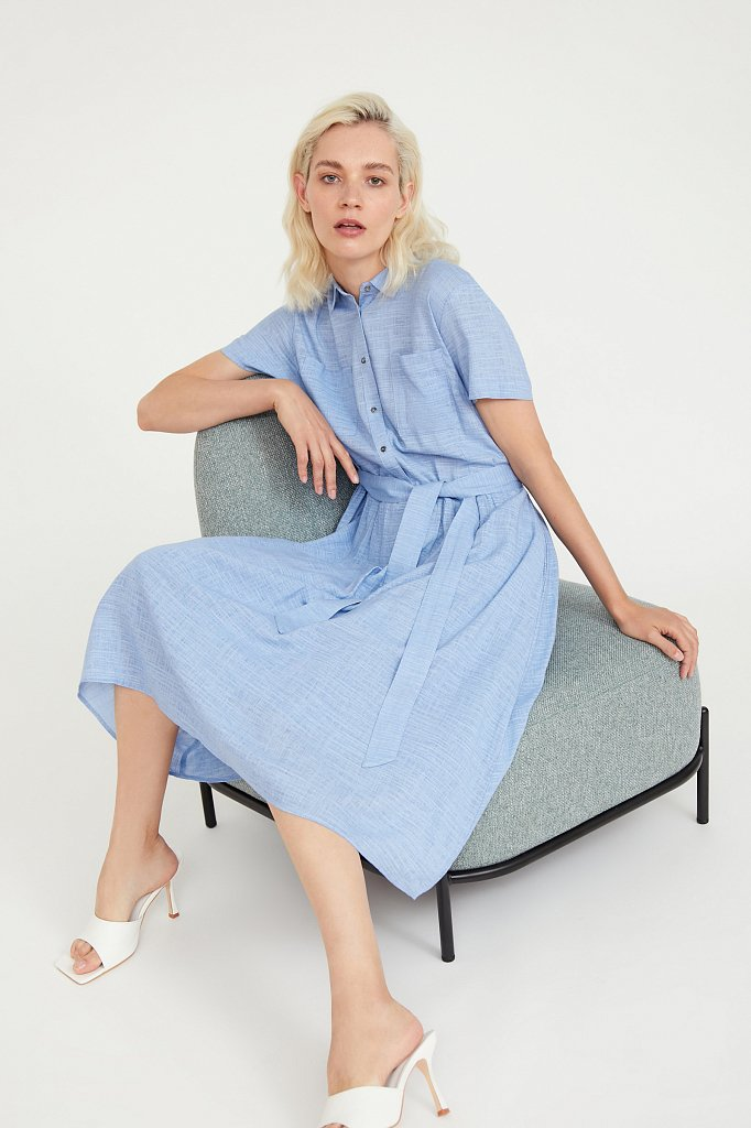 Платье женское, Модель S20-12012, Фото №1