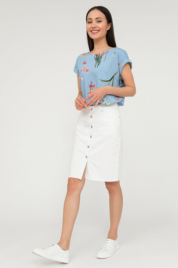 Блузка женская, Модель S20-12032, Фото №2