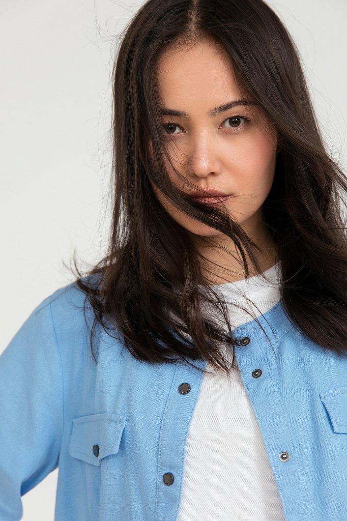 Куртка женская, Модель S20-12041, Фото №1