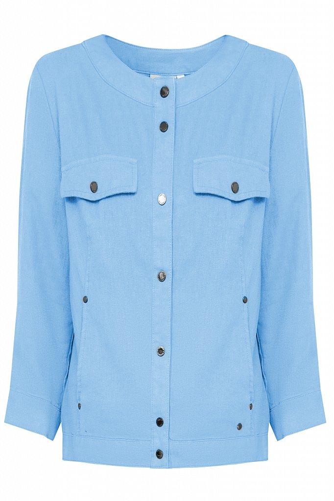 Куртка женская, Модель S20-12041, Фото №6