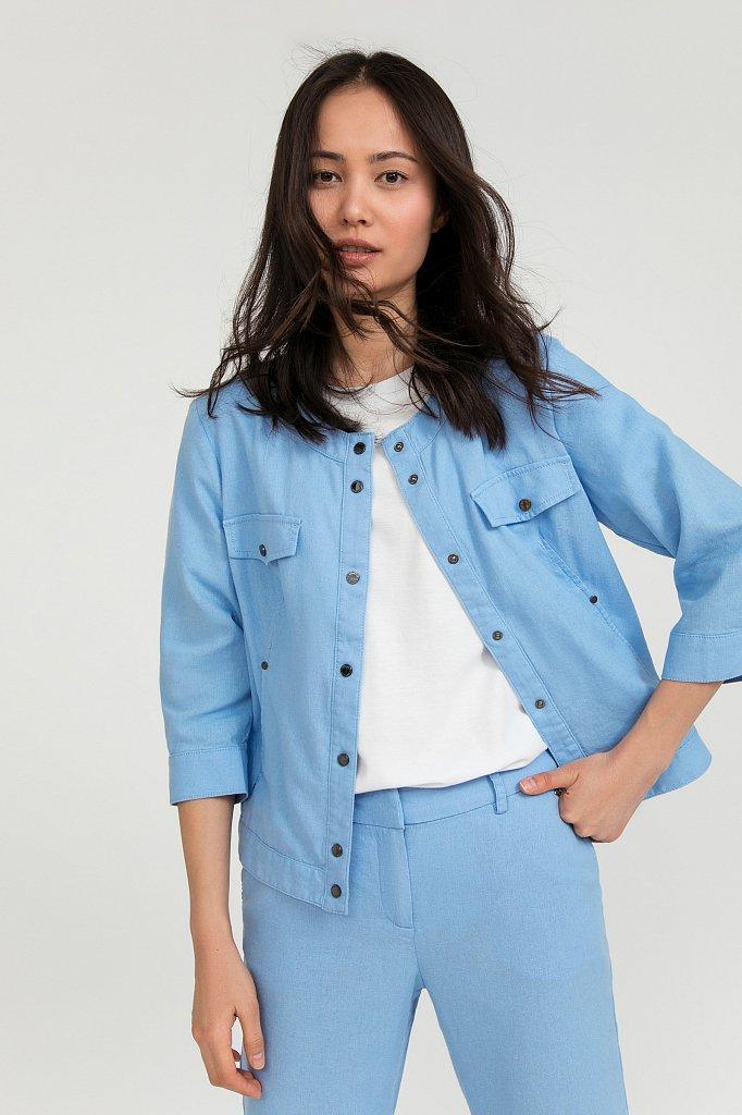 Куртка женская, Модель S20-12041, Фото №2