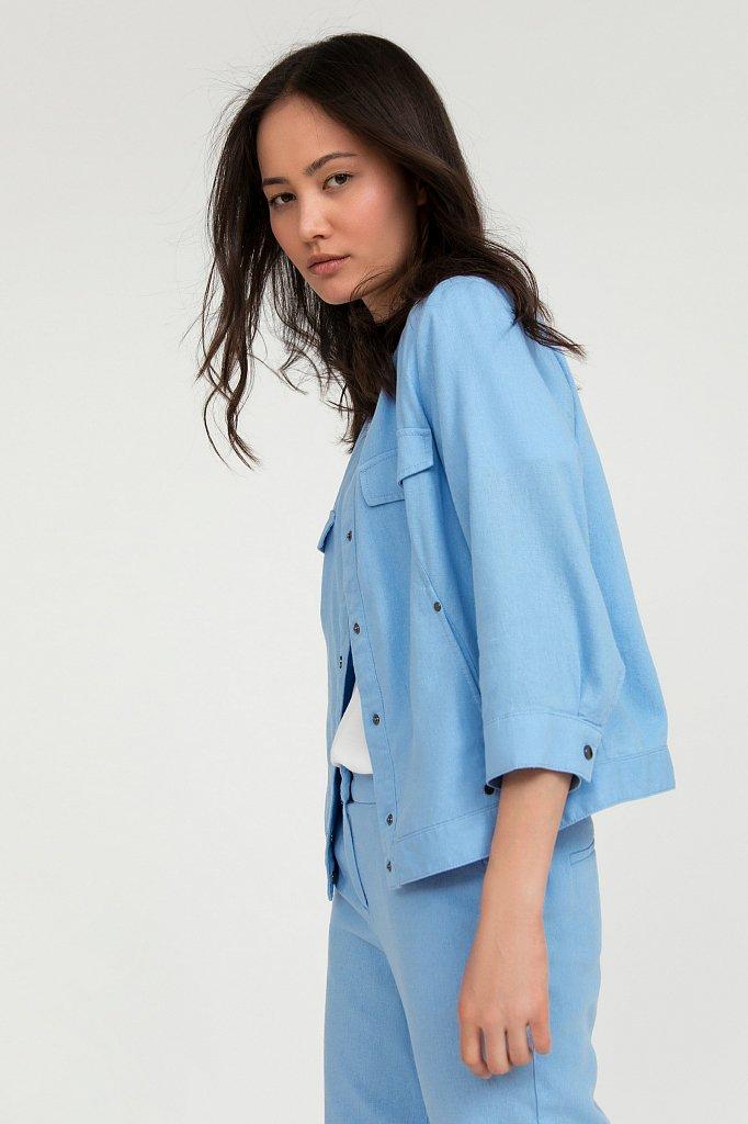 Куртка женская, Модель S20-12041, Фото №4