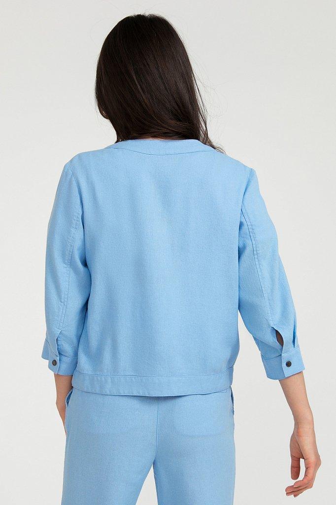 Куртка женская, Модель S20-12041, Фото №5