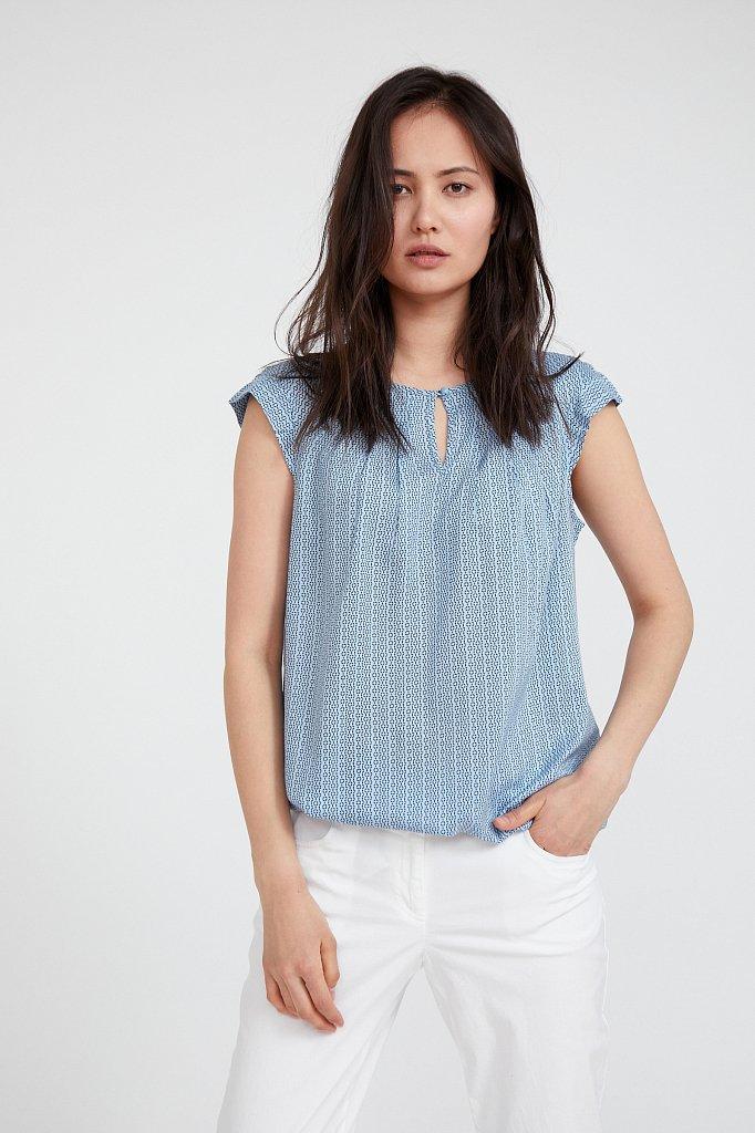 Блузка женская, Модель S20-12077, Фото №1