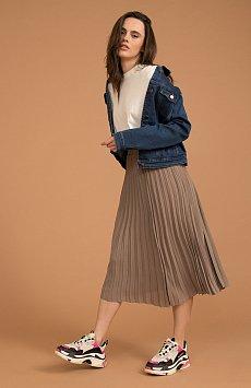 Куртка джинсовая женская S20-15001