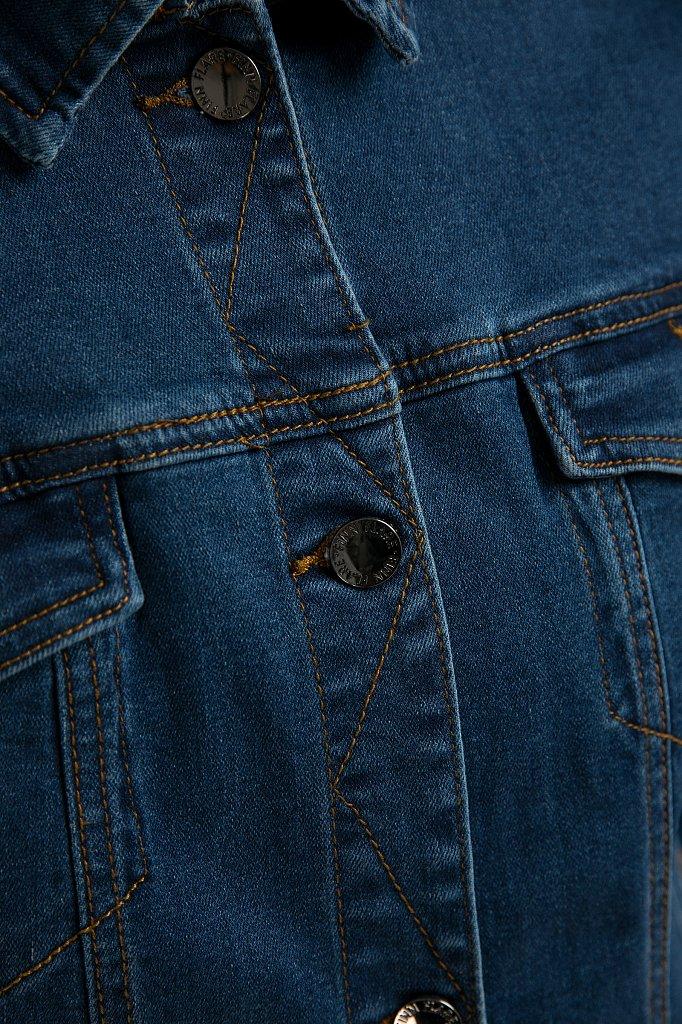 Куртка женская, Модель S20-15001, Фото №4