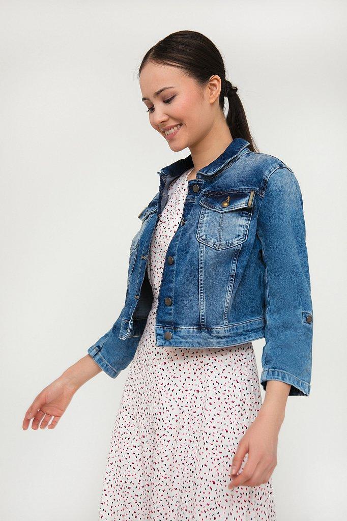 Куртка женская, Модель S20-15003, Фото №1