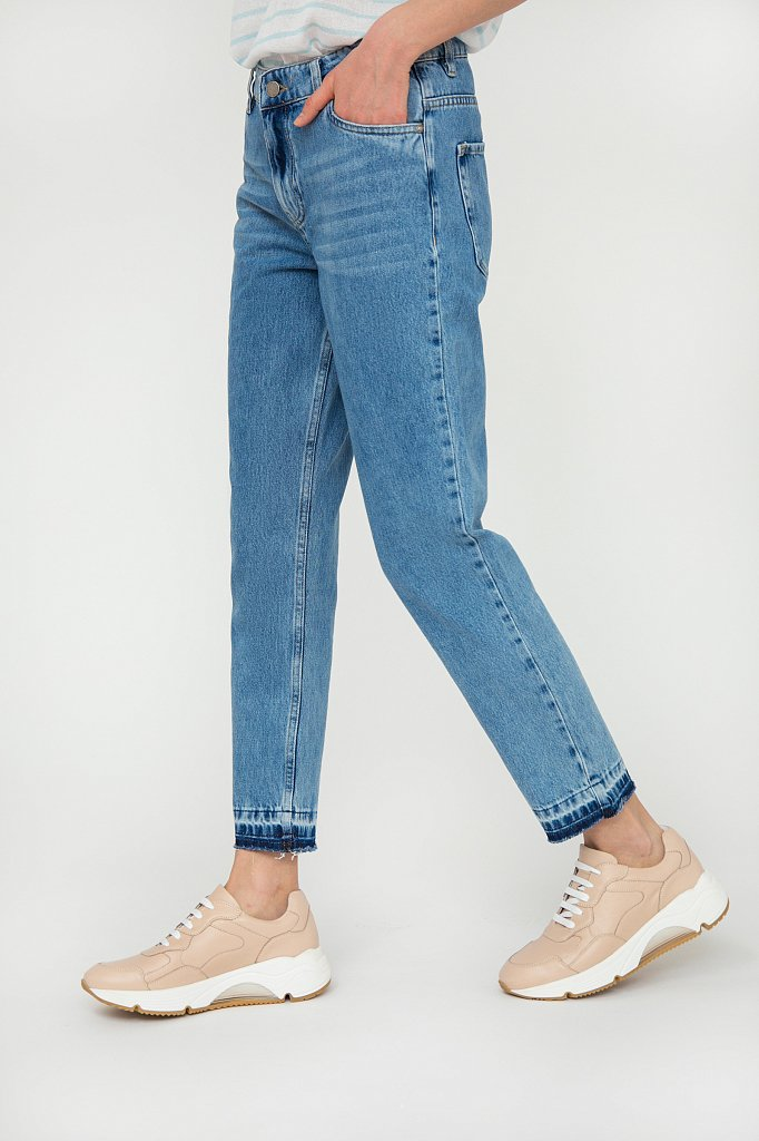 Брюки женские (джинсы), Модель S20-15026, Фото №3