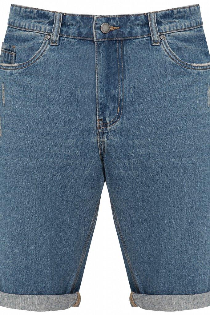 Шорты джинсовые мужские, Модель S20-25000, Фото №6