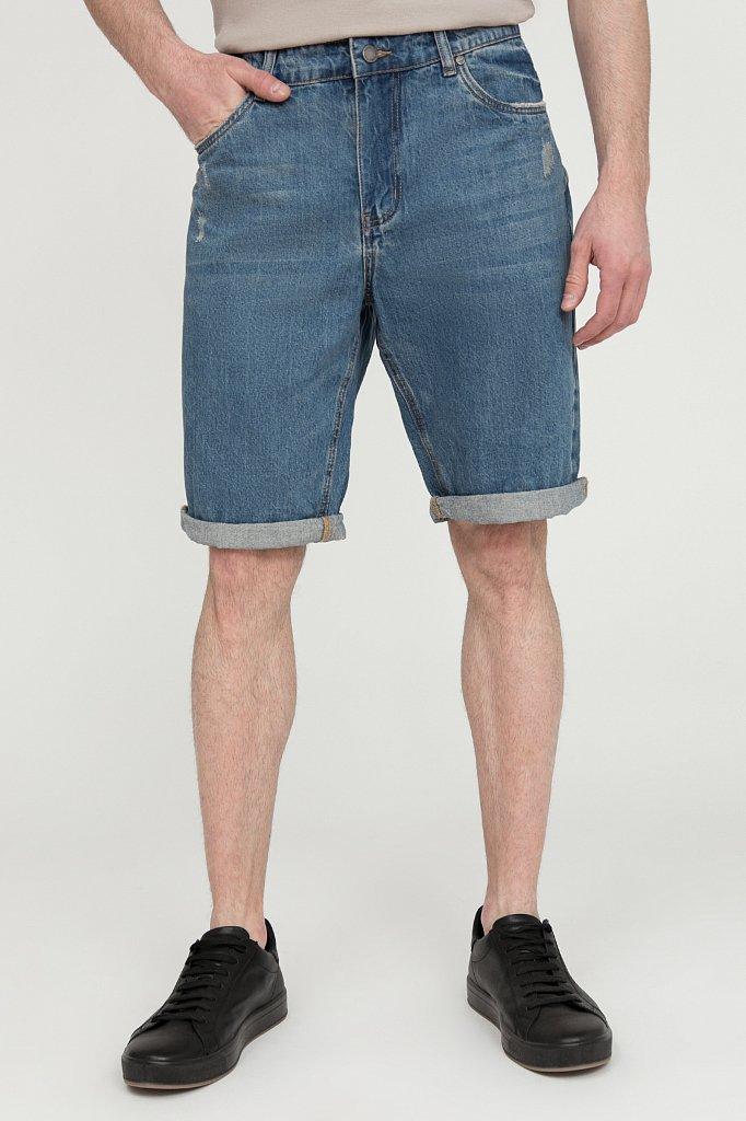 Шорты джинсовые мужские, Модель S20-25000, Фото №2