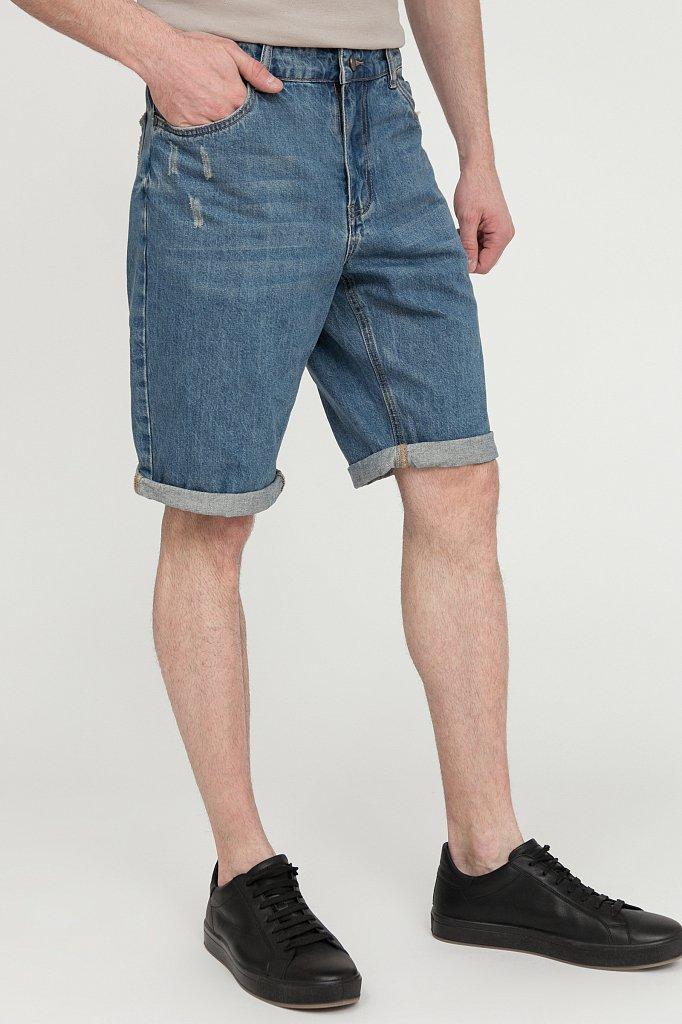 Шорты джинсовые мужские, Модель S20-25000, Фото №3