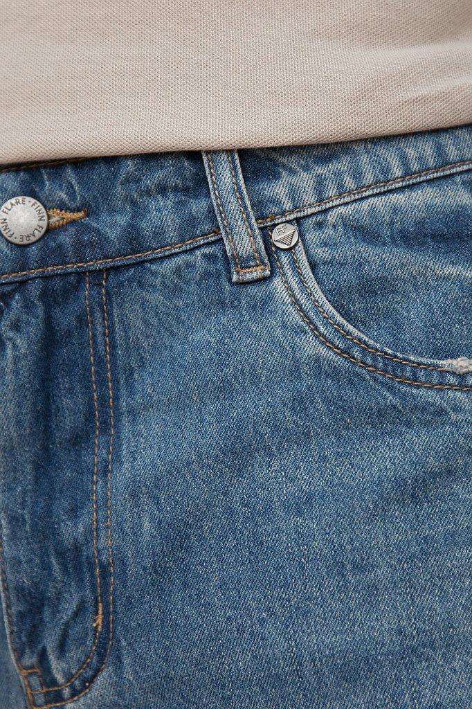 Шорты джинсовые мужские, Модель S20-25000, Фото №5