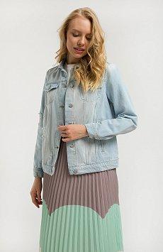 Куртка женская, Модель S20-15004, Фото №1