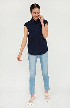 Брюки женские (джинсы) S20-15015