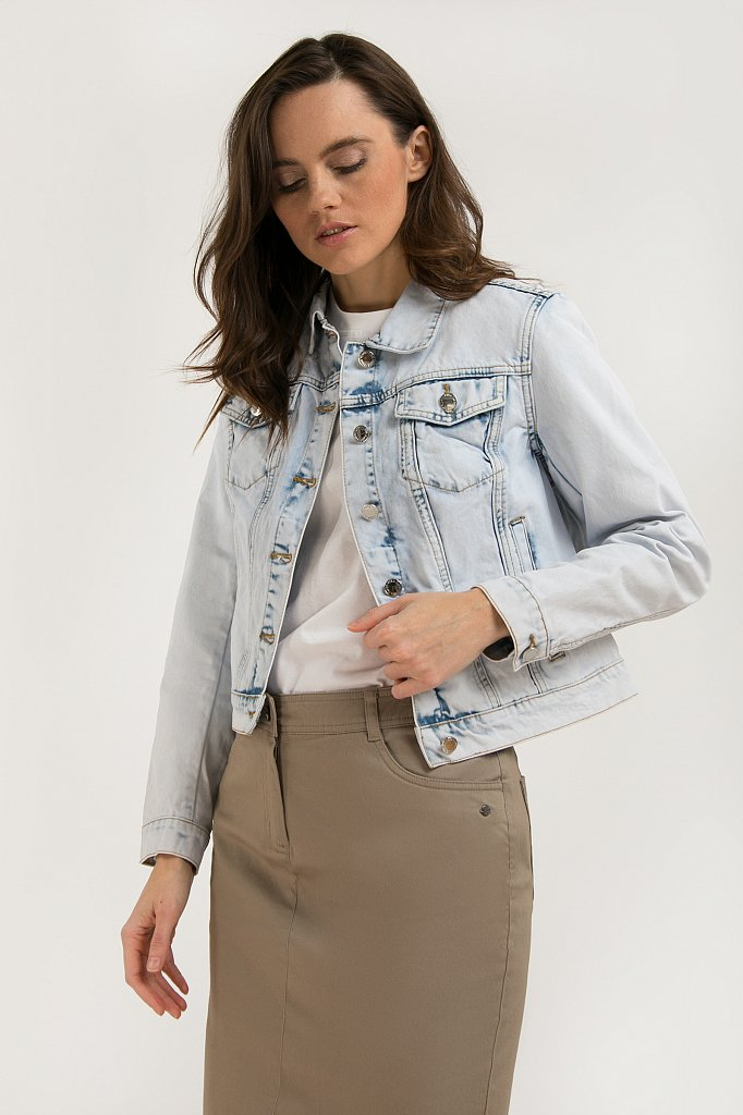 Куртка женская, Модель S20-15005, Фото №3