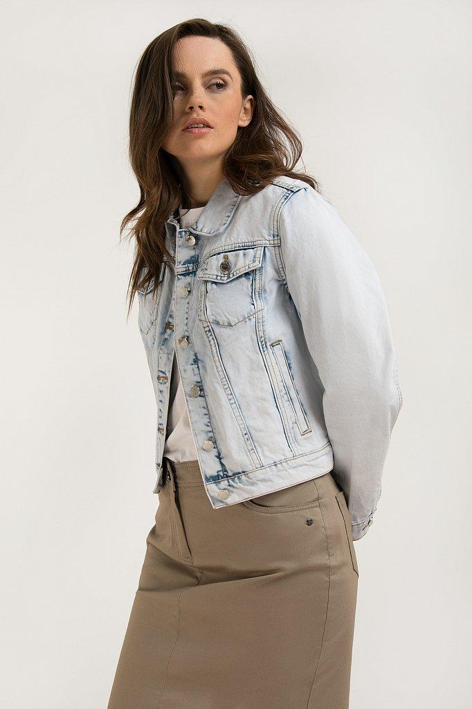 Куртка женская, Модель S20-15005, Фото №4