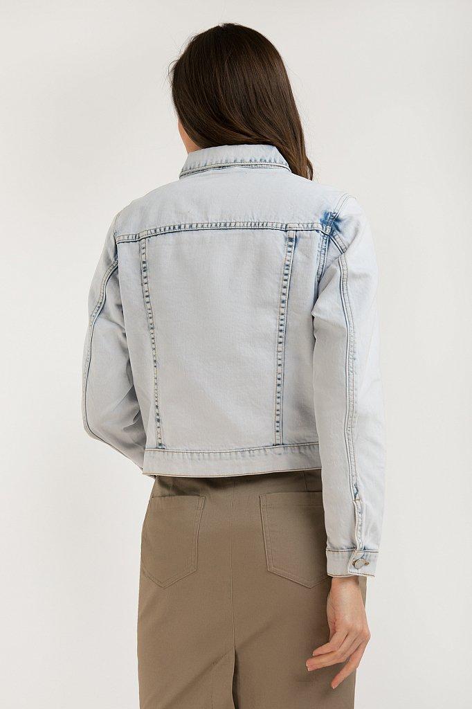 Куртка женская, Модель S20-15005, Фото №5