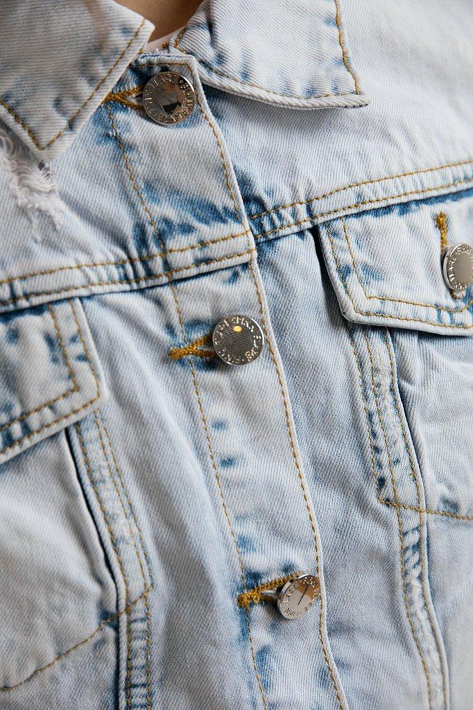 Куртка женская, Модель S20-15005, Фото №6