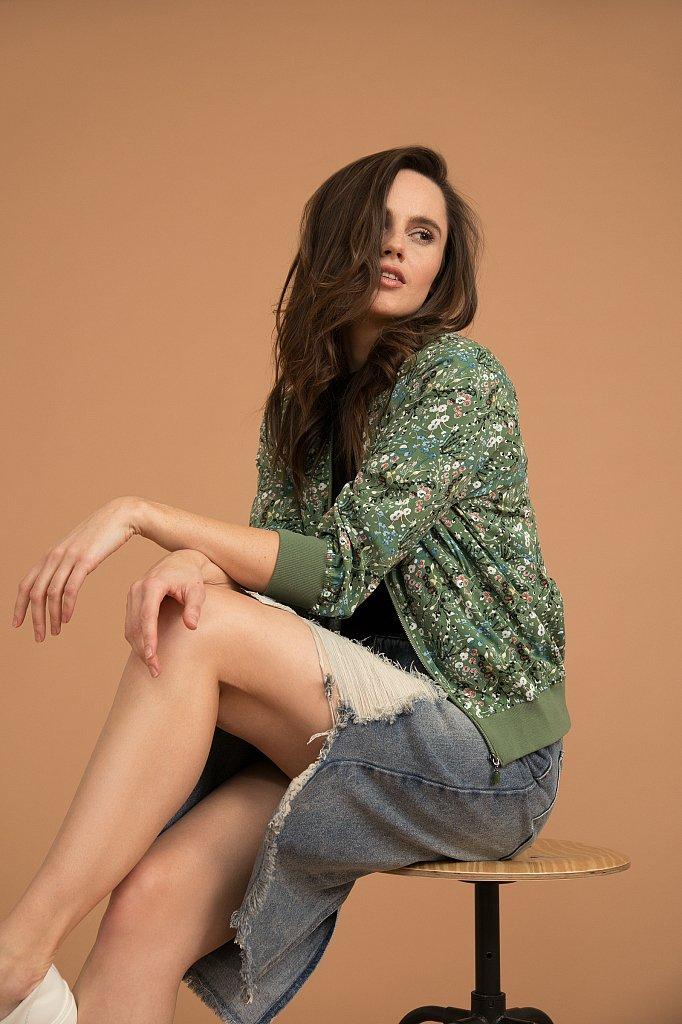 Юбка джинсовая женская, Модель S20-15012, Фото №1