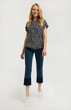Брюки женские (джинсы) S20-15028