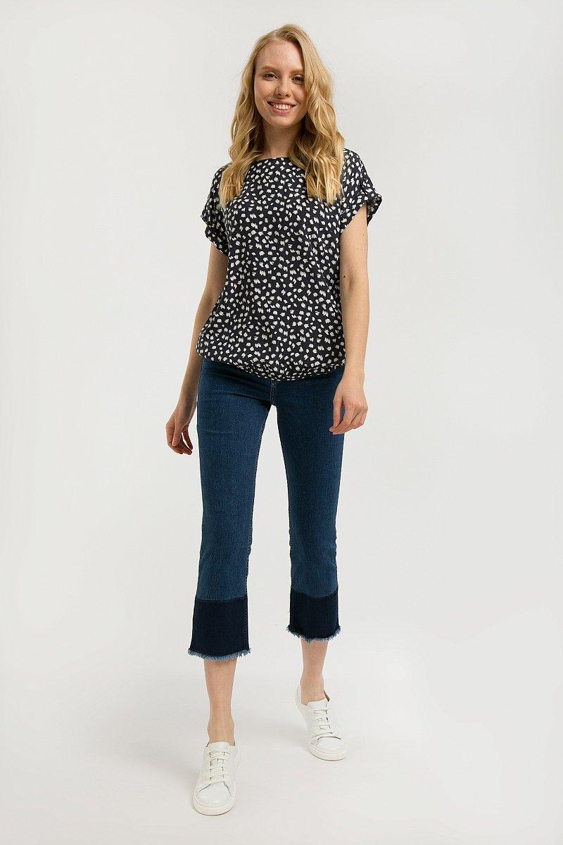Брюки женские (джинсы), Модель S20-15028, Фото №1