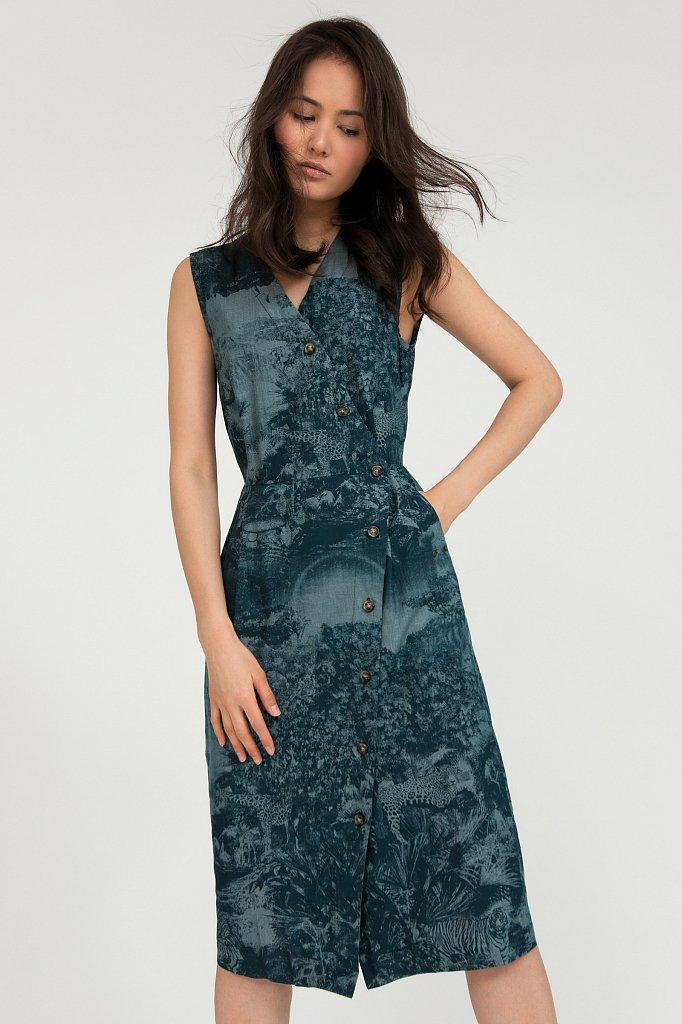 Платье женское, Модель S20-12066, Фото №1