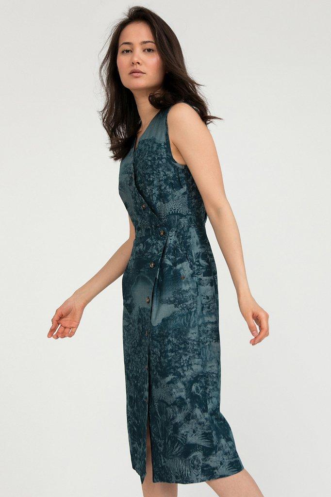 Платье женское, Модель S20-12066, Фото №3