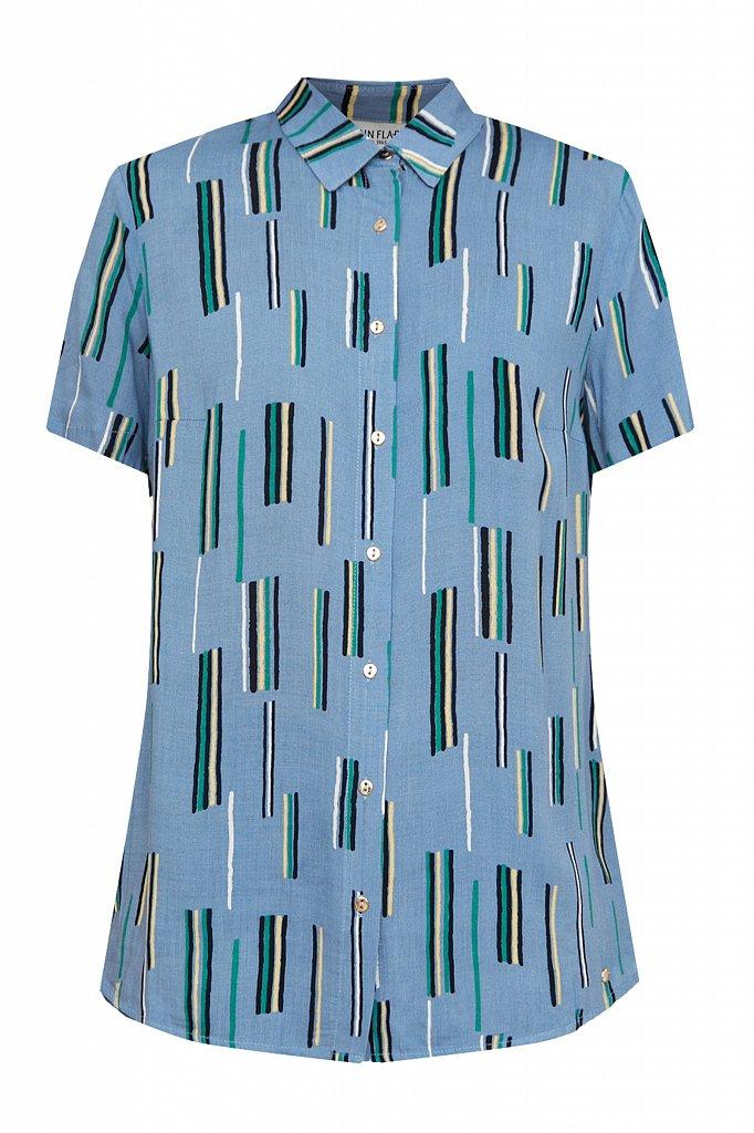 Блузка женская, Модель S20-140107, Фото №6