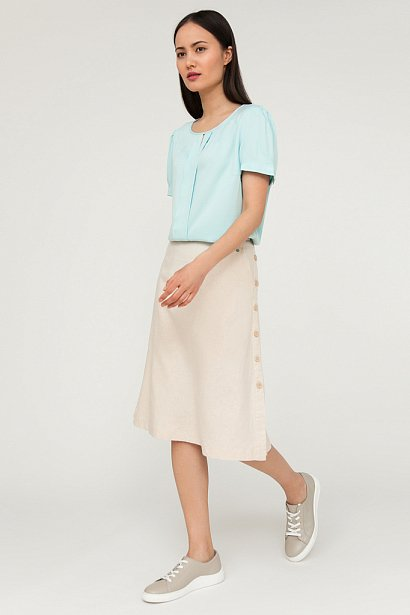 Блузка женская, Модель S20-110107, Фото №2