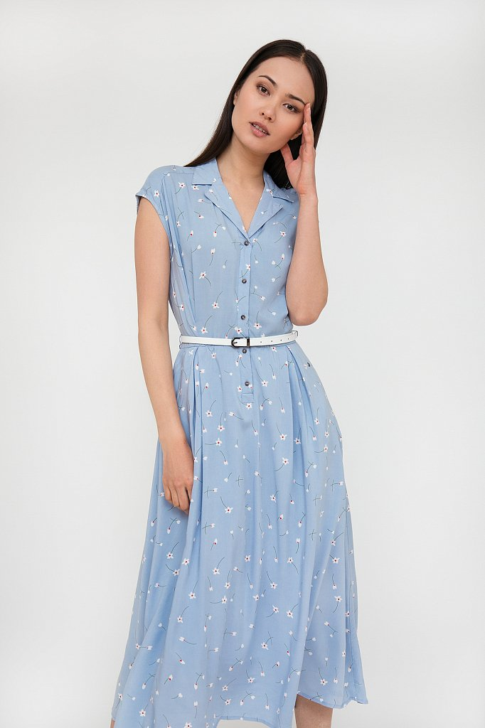 Платье женское, Модель S20-11041, Фото №1