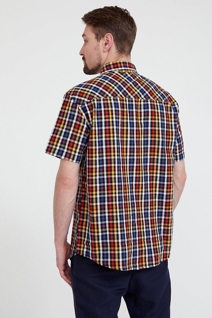 Рубашка мужская, Модель S20-22024, Фото №4
