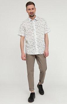 Рубашка мужская, Модель S20-24015, Фото №1
