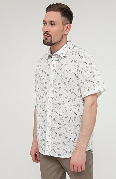 Рубашка мужская, Модель S20-24015, Фото №2