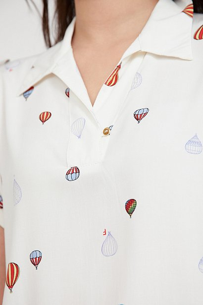 Блузка женская, Модель S20-14094, Фото №5