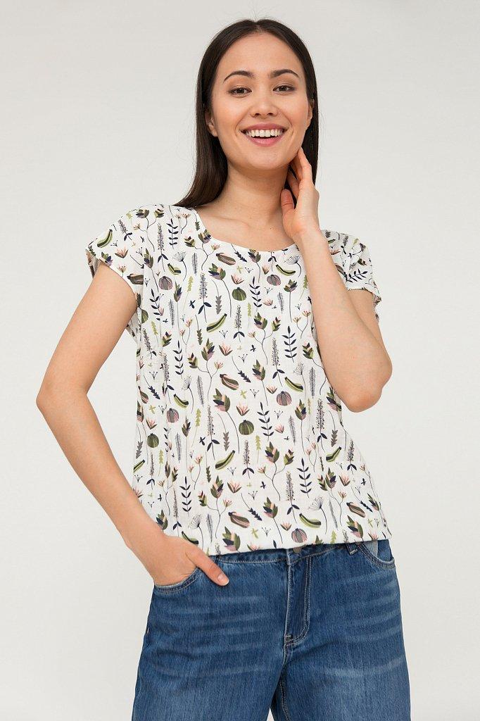 Блузка женская, Модель S20-110142, Фото №1