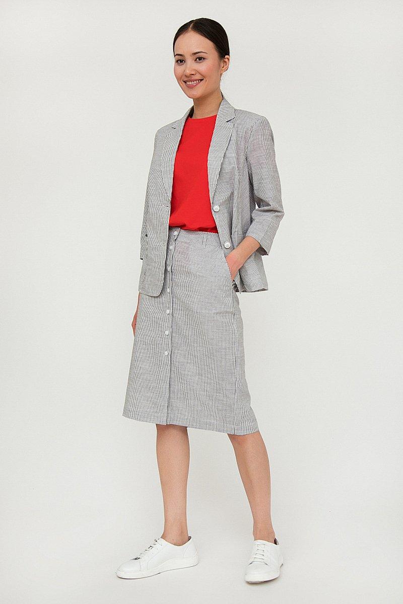 Юбка женская, Модель S20-11083, Фото №1