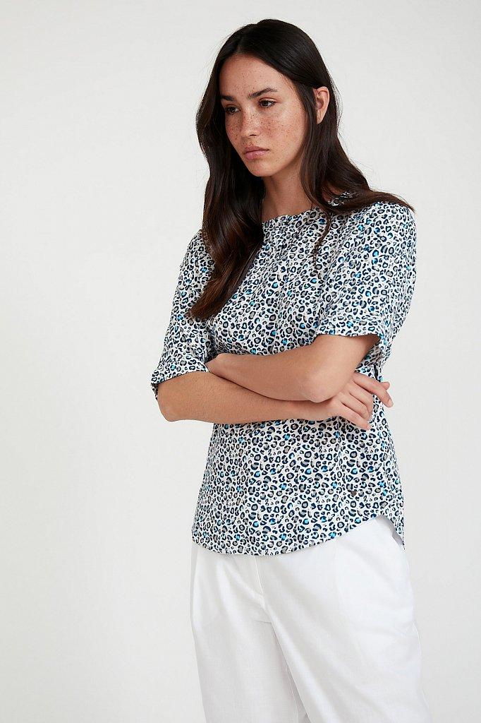 Блузка женская, Модель S20-120102, Фото №4