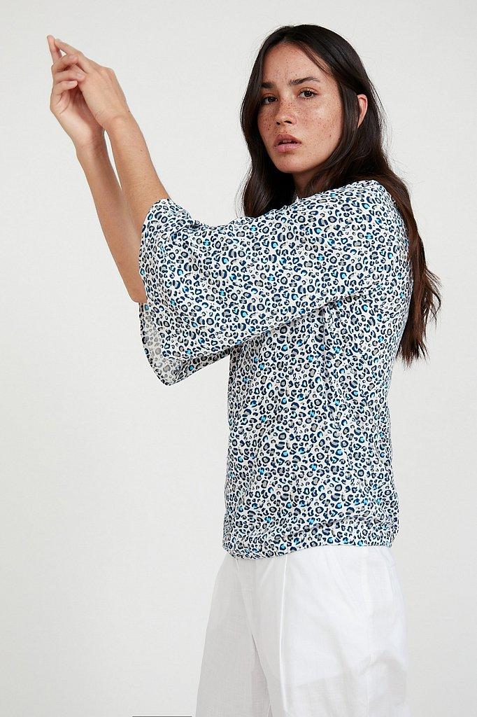 Блузка женская, Модель S20-12098, Фото №1