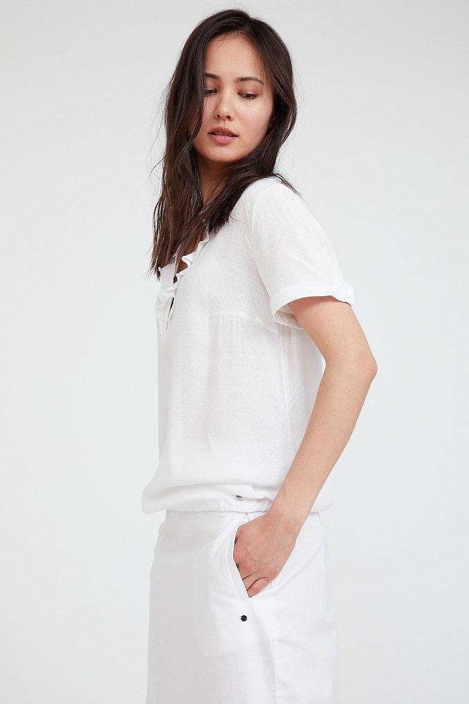 Блузка женская, Модель S20-14023, Фото №3