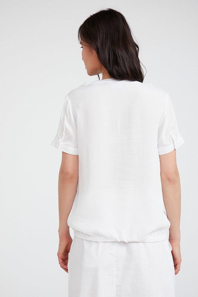 Блузка женская, Модель S20-14023, Фото №4